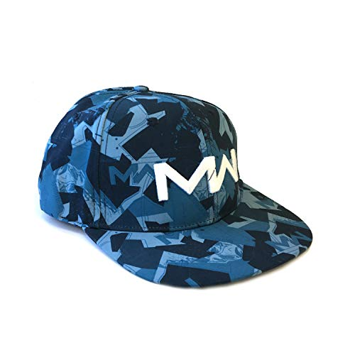 Call of Duty Modern Warfare Camo Embroidered Offiziell Baseball Cap