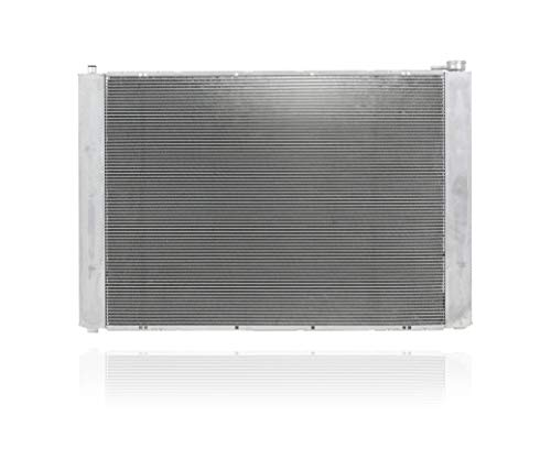 Radiator - Pacific Best Inc For/Fit 2688 04-06 Lexus RX 330 3.3L (WITHOUT Tow Package Only) ALL ALUMINUM VERSION 1-Row (JAPAN BUILD Only) - Message Us VIN for Verification