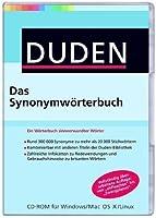 Duden - Das Synonymwörterbuch: Ein Wörterbuch sinnverwandter Wörter