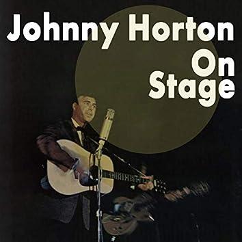 Johnny Horton on Stage