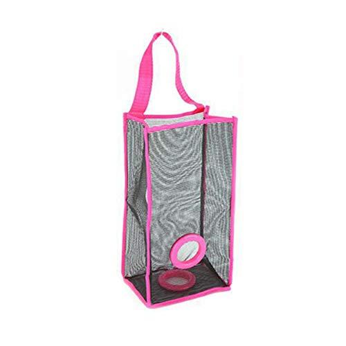 ACEHE Bolsa de almacenamiento de pañuelos de almacenamiento bolsa de basura bolsa de almacenamiento de pared bolsa de almacenamiento de cocina y dormitorio