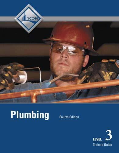 Plumbing Level 3 Trainee Guide