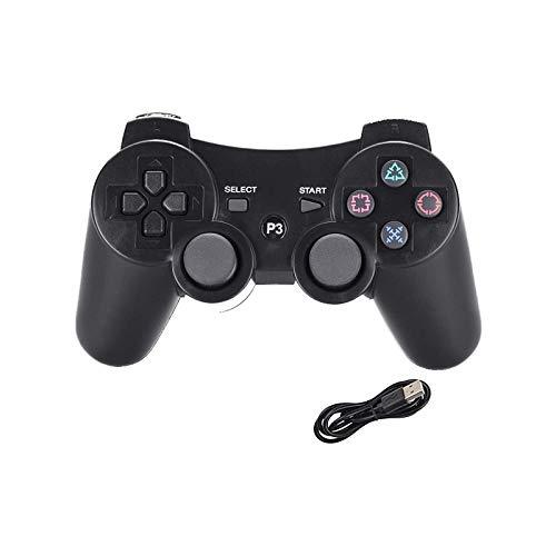 WSMLA Tirador Juego PS3 Bluetooth Wireless Gamepad Controlador Bluetooth Dual vibración Gamepad...