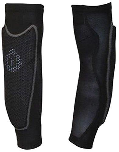 SixSixOne protèges Poignets eXO Elbow Guard Paire de coudières XL Noir - Noir