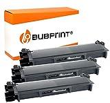 3 Bubprint Toner kompatibel für Brother TN-2320 TN-2310 für DCP-L2500D DCP-L2520DW HL-L2300D HL-L2340DW HL-L2360DN HL-L2365DW MFC-L2700DN MFC-L2700DW Schwarz