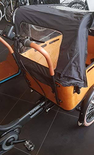 Elektro-Transportfahrrad Bakfiets Vogue Carry