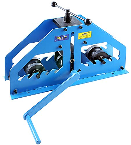 "Pro-Lift-Werkzeuge Rundbiegemaschine Universal-Biegemaschine Rundrohr 38mm 1 1/2 Zoll Handbieger Biegevorrichtung Formen-Bieger Rohrbiegemaschine1 1/2"""