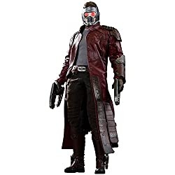 1/6th scale GOTG Star Lord Hot Toys Collectible Figure
