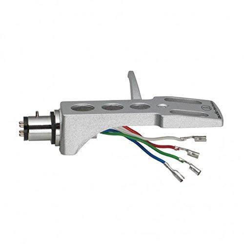 Audio-Technica Cabezal Shell Universal AT-HS1 Cabezal con Cables para...
