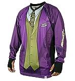 Social Paintball SMPL Unpadded Jersey, Purple Suit Jacket (2X-Large)