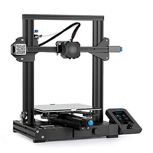 Impressora 3D Creality Modelo Ender 3 V2 com Placa 32 Bits