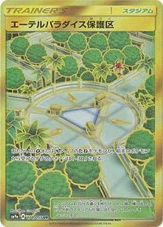 ポケモンカードゲーム/PK-SM9a-070 エーテルパラダイス保護区 UR