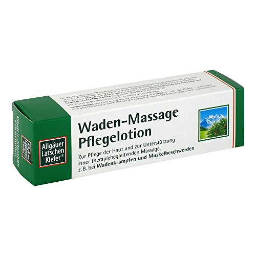 Allgäuer Latschenkiefer Wadenmassage Pflegelotion 75 ml