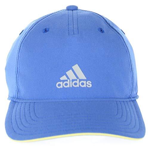 adidas AB0500 Gorra de béisbol Climalite (OSFM, azul