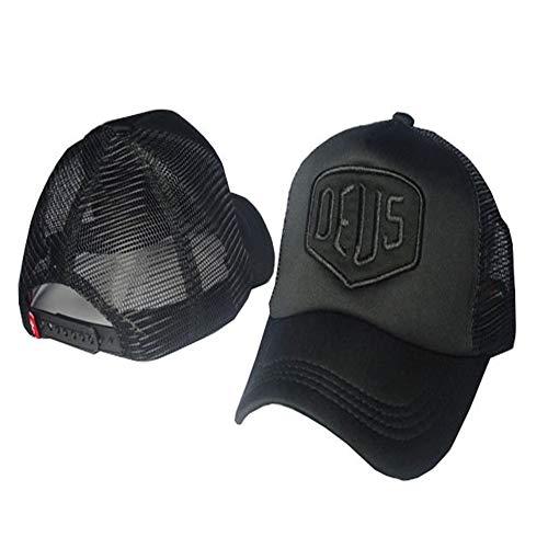 sdssup Cappello da Baseball retrò da Uomo e Donna retrò Locomotiva Cappello da Baseball 9 Regolabile