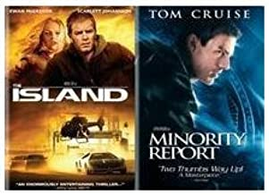 The Island / Minority Report Value Pack