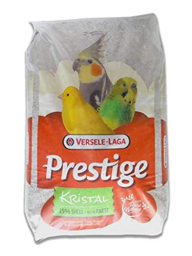 Prestige Kristal Arena conchas para pájaros 25kg