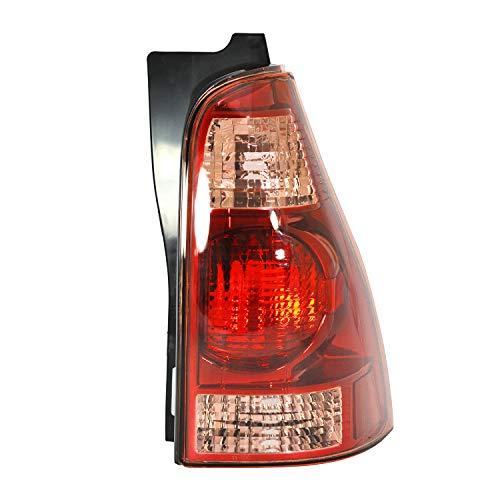 Dependable Direct Passenger Side (RH) Tail Light Assembly for 2003-2005 Toyota 4-Runner - TO2801147...