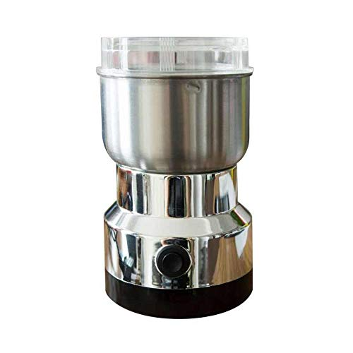 3dcreations Stainless Steel Grinder Electric Coffee Machine Multi Purpose New Arrival
