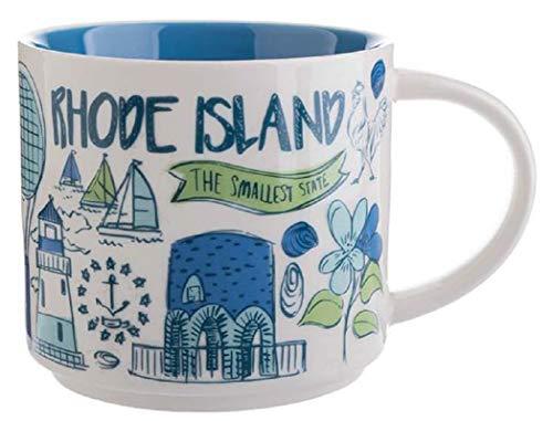 Starbucks Rhode Island Been There Series Across the Globe Collection Coffee Mug 14 Ounce