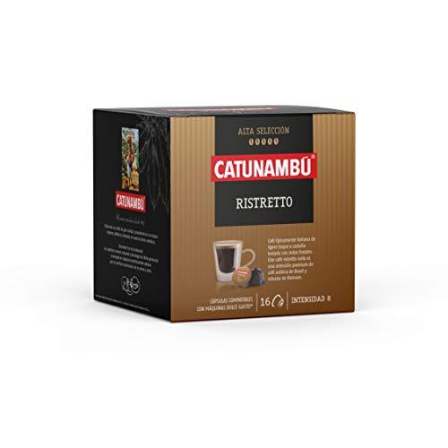 Catunambú Ristretto, Cápsulas de café - 112 gr