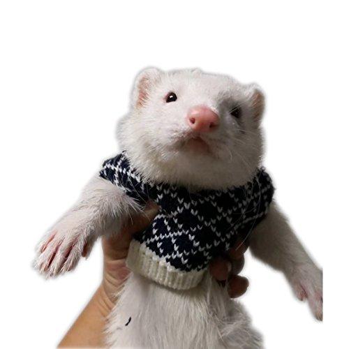 FULUE Ferret Vest Clothing,Ferret Accessories Kit Outfit