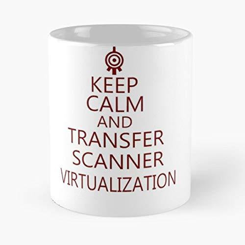 Code Lyoko Keep Calm Scanner - Coffee Mugs Ceramic Best Gift