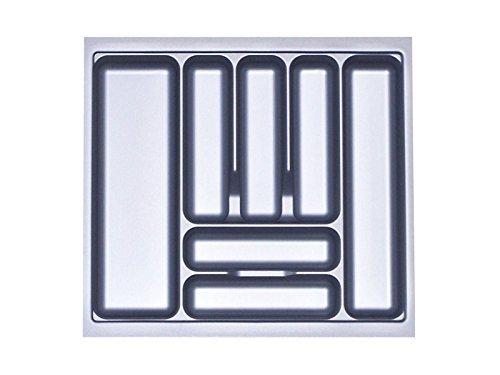 Orga-box® Cubertero 517 x 474 mm de Blum Tandembox + SO-Tech® Modernbox