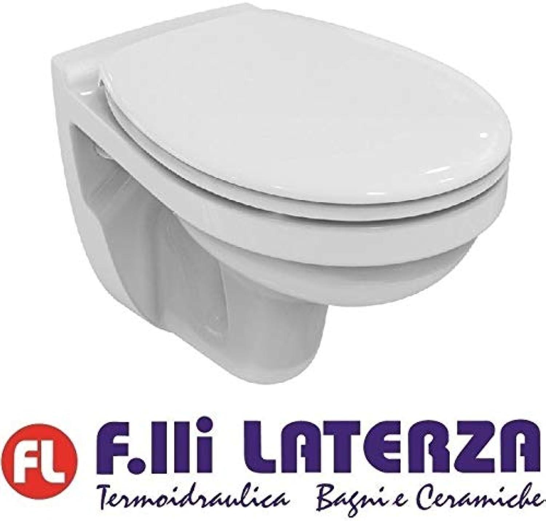 Sanitari Ideal Standard Ceramic Vase 52 x 36 Dolomite Quartz Suspended Toilet White