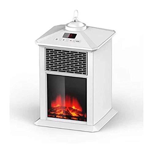 ZJX-F Heizung Haushalt Niedriger Energieverbrauch Heizung Elektrischer Kamin Ofen Zimmer Schlafzimmer Innen Elektrischer Kamin Geräuscharme Flammeneffekt