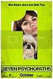 Seven PSYCHOPATHS - Colin Farrell – Wall Poster Print –
