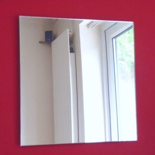 Super Cool Creations Square Mirror - 12cm x 12