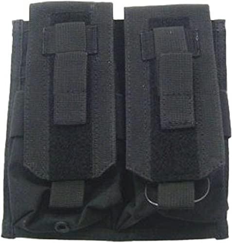 Bolsillo porta cargador doble para M4/AK negro