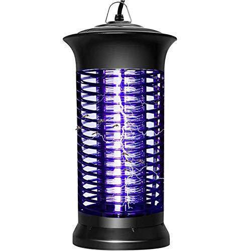 AEU Lámpara Antimosquitos Electrico, Zapper De Mosquitos Moscas LED Luz UV Lámpara Repelente Trampas para Insectos Mosquito Killer para Mata Mosquitos Insectos Polillas para Interior Y Exterior
