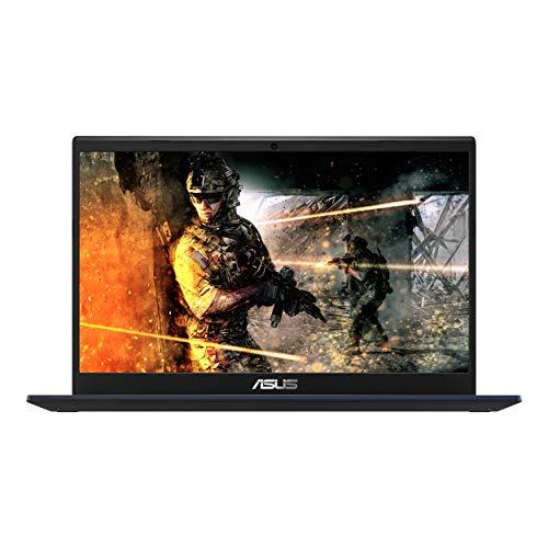 "ASUS Vivobook K571 Laptop, 15.6"" FHD, Intel Core i7-9750H CPU, NVIDIA GeForce GTX 1650, 16GB RAM, 256GB PCIe Nvme SSD + 1TB HDD, Windows 10 Home, K571GT-EB76, Star Black"
