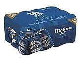 Mahou - Sin Alcohol Cerveza Dorada Lager - Pack de 12 x 33 cl