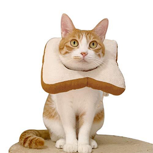 MayuMay Schutzkragen für Katze, Katzen Halskrause Verstellbar Weich Soft Anti-Biss für kleine Haustiere
