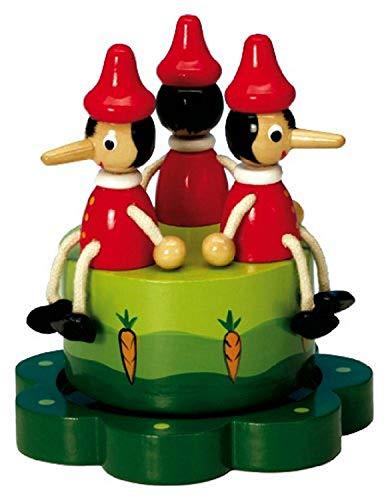 Spieluhrenwelt 43771 Der hölzerne Pinocchio