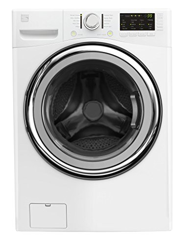Kenmore 41392 4.5 cu. ft. Front-Load Washer with Accela Wash in White, includes delivery and hookup
