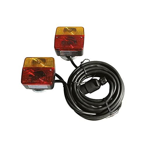 Carpoint 0440003 12V Kit d éclairage-Montage Magnétique