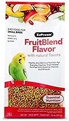 ZuPreem - Pienso multifritas para PERIQUITOS Flavor 400 gr