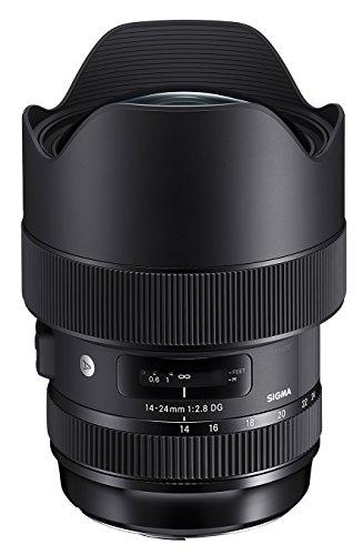 Sigma 14-24mm F2,8 DG HSM Art Objektiv für Canon Objektivbajonett