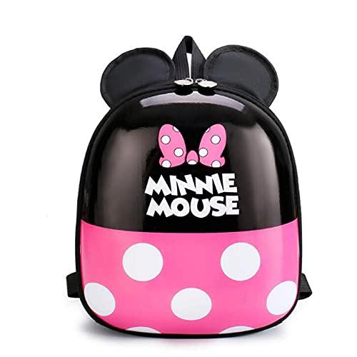 XYBB Mochila infantil mochila para niños kindergarten niño bebé mochila de cáscara de huevo mochila de dibujos animados de niña pequeña color3