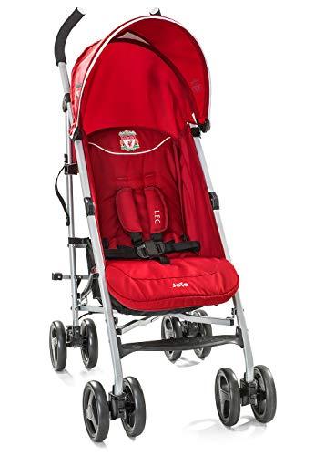 Joie Nitro LFC Umbrella Pushchair/Stroller, Red Crest