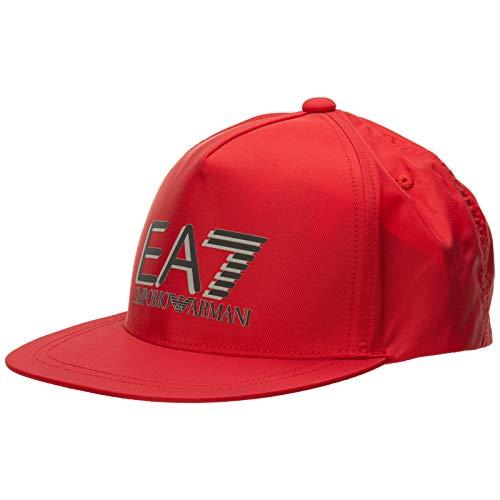 Emporio Armani EA7 Hombre Gorras Rosso