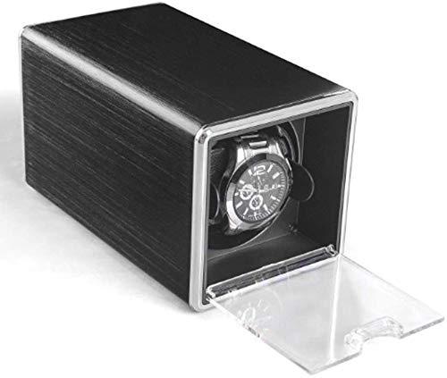 HYLL Automatische Uhrenbeweger Box Automatische Einzel Uhrenbeweger Carbon Fiber Klavier Ende1,G
