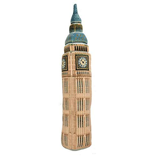 London Big Ben 3D Plush Toy Cushion