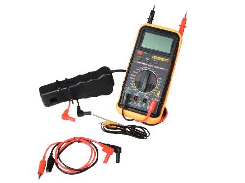 KS Tools 150.2040 Multímetro para automóviles con pinzas de inducción