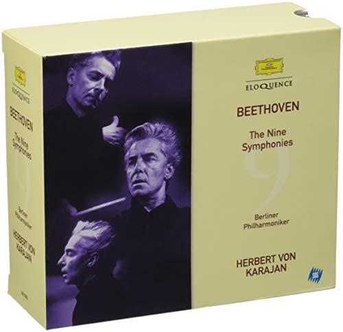 Beethoven: 9 Symphonies (1963)