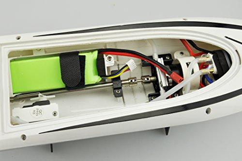 Amewi 26045 Wasser WaveX V-Boot Brushless 460mm, 2,4GHz RTR